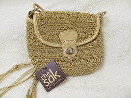 THE SAK CROSS BODY BAG - $15.00