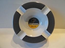 """COHIBA 4 Cigar 10"""" Ceramic Ashtray ,Cohiba lighter & Cohiba Humidor - $470.25"""