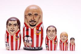 Estudiantes de la Plata (Argentina) nesting doll matryoshka babushka dol... - $59.90
