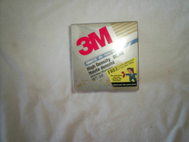 "3M 3.5"" Diskettes IBM Box 10 Formatted Sealed - $9.89"