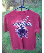 NHL Washington Capital 1974 shirt Fruit Of The Loom S CH P - $7.50