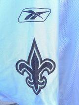 Deuce McAllister New Orleans Saints Jersey Size 2XL Reebok NFL # 26 image 3