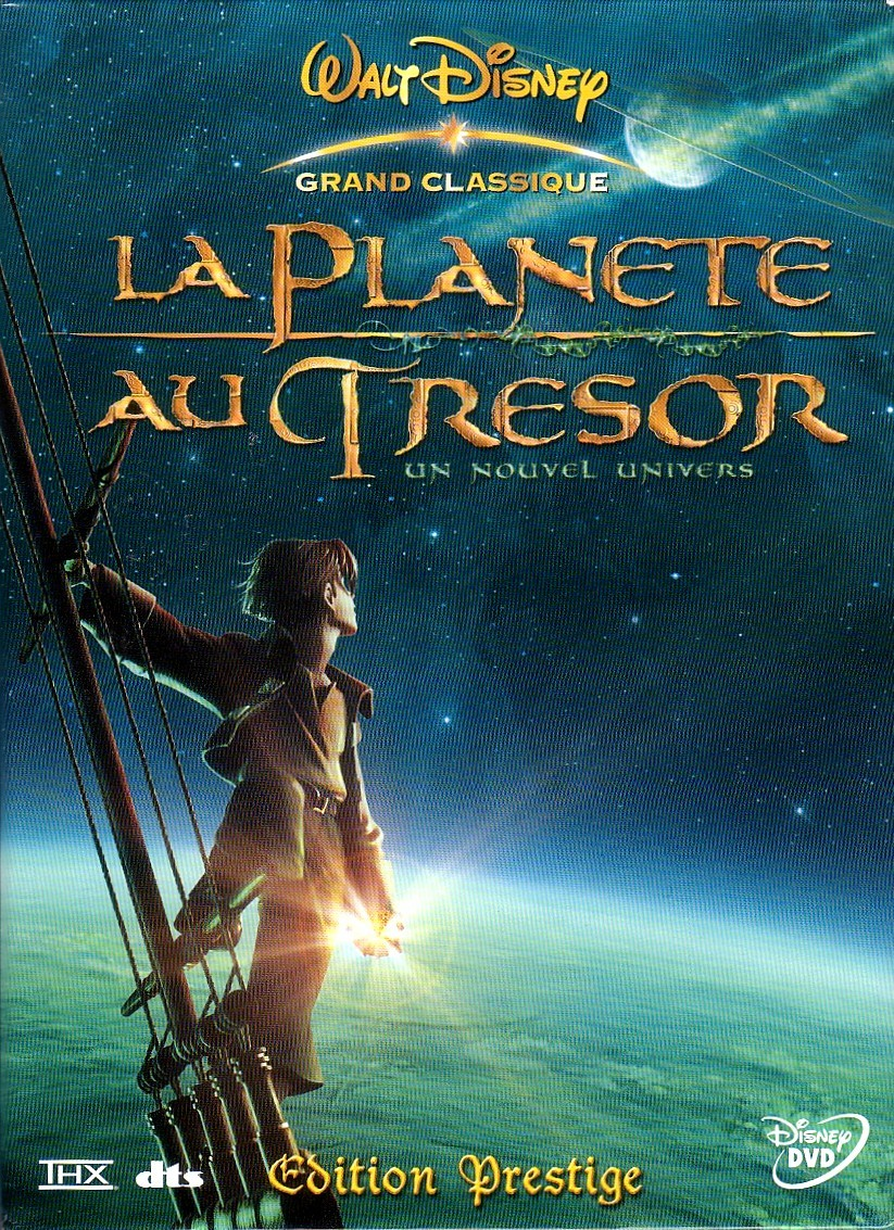 treasure planet dvd - HD 823×1133