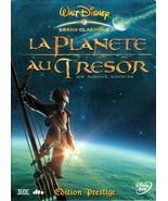 Disney Treasure Planet (Planete Au Tresor) Prestige DVD Boxed Set French... - $49.95