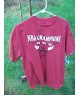 NBA Champions Chicago Bulls 1991 1992 1993 L G G Fruit of the Loom shirt  - $7.50