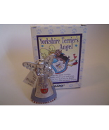 Yorkshire Terrier's  Angel by Ganz Pet's Praises Angel and Dog Figurine  - $10.00