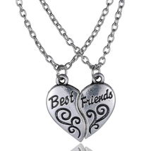 2pc Best Friends Necklace Set Free Shipping - $20.00