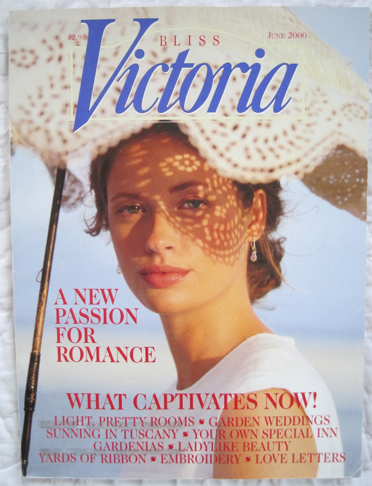 "Victoria Magazine ""Summer Issue"" June 2000"