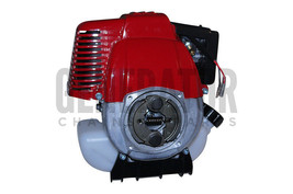 Gasoline 139F Chinese 31cc Engine Motor w Gas Tank Recoil Parts Trimmer Tiller - $158.35