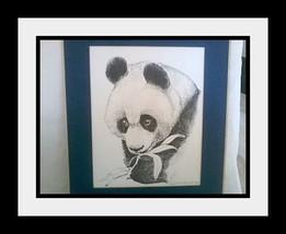 Panda Bear Artist Robert H. Ulrich Jr. - $65.00