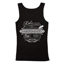 """Men's Blacklist """"Red's Haberdashery"""" Tank Top - $23.00+"""