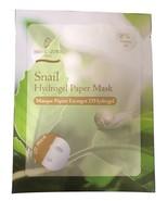 Bio~C~Ziwi Snail Hydrogel Paper Mask with 8% Vitamin B3 - $4.80+