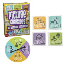 Outset Media Picture Charades for Kids - No Reading Required! - An Imagi... - $20.13