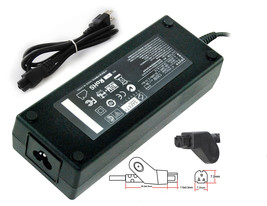 130W AC Adapter for DELL Inspiron M5110 M3800 M4400 M4500 M6300 M90 - $21.99
