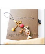 AUTH NWB Louis Vuitton DELICE CANDY Sweet Charm Phone Strap or Bag Charm - £343.68 GBP
