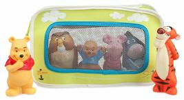 Winnie the Pooh and Pals Bath Toy Set in Zipped Bag - Winnie the Pooh, T... - $24.91