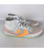 Converse All Star Pro Sneakers Men's Size 17 White 165543C - $70.54