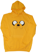 Adventure Time Jake Hoodie (men's sizes S-XXL) - $29.45