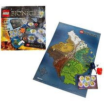 Lego Year 2015 Bionicle Series Hero Pack Set #5002941 with Translucent O... - $14.99