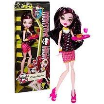 "Mattel Year 2013 Monster High ""Creepateria"" Series 11 Inch Doll Set - DR... - $36.99"