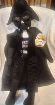 "Disney STAR WARS DARTH VADER 24"" Plush Pillow Pal BRAND NEW - $23.23"