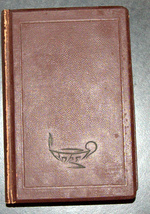 Bible Old Testament Hebrew Holy Land Soil Sand Metal Vintage Book Judaica Israel image 8