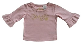 Red by Marc Ecko 12 Mos. Baby Girls Pink Top - $4.99