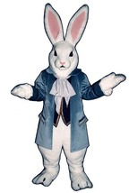 MADE TO ORDER PROFESSIONAL QUALITY PETER RABBIT MASCOT COSTUME - $1,495.00