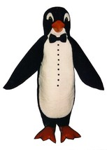 MADE TO ORDER PROFESSIONAL CUSTOM MADE TUXEDO PENGUIN MASCOT COSTUME - $1,295.00