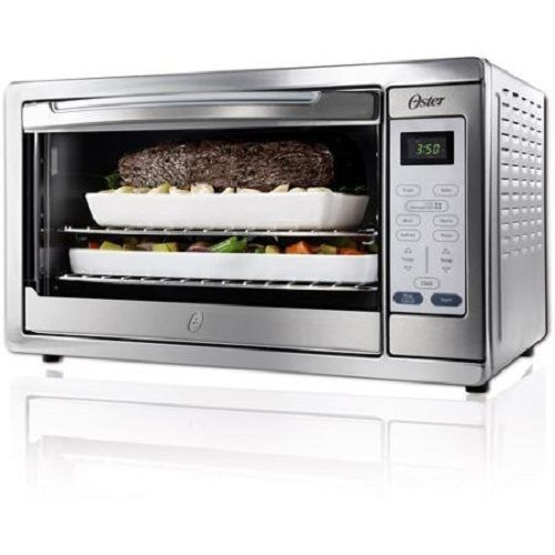 Large Convection Countertop Stove Microwave Conventional