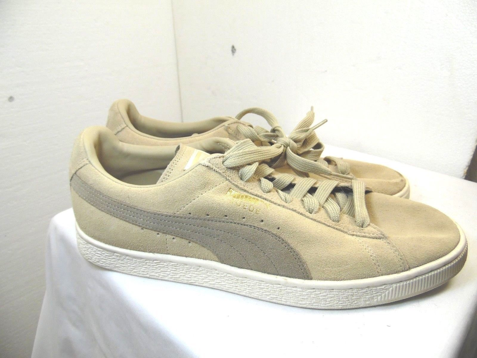 4623a978218 Mens Athletic Shoes Puma Brand Size 12 Tan and 50 similar items