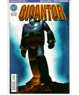 GIGANTOR #1 (Antarctic Press) - $1.00