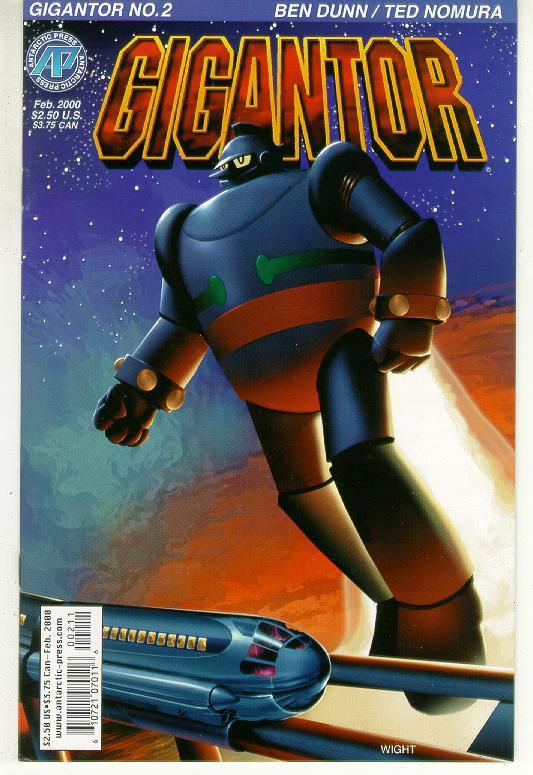 Gigantor  2