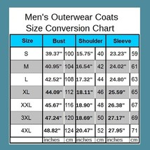 Mens Luxury Imitation Thick Black Mink Lg Lapel Collar Faux Fur Long Trench Coat image 4