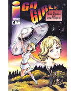 GO GIRL #4 (Image Comics) NM! - $1.00