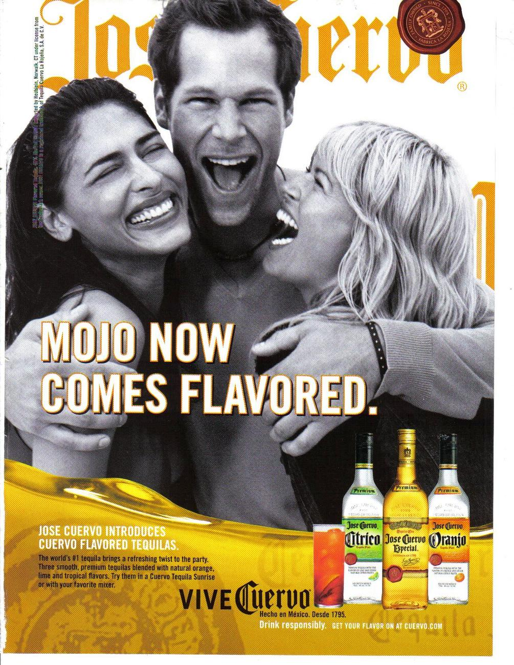 jose cuervo full page color print ad mojo and 28 similar items - Full Page Color