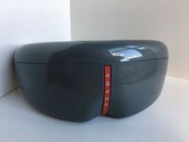 PRADA SPORT Sunglasses Eyeglasses Gray Hardshell Case - $18.99