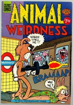 Animal Weirdness 1974  Cozmic Comics, British underground comix, - $9.15