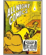All Night Comics #1, 4th of July Masscare, 1982... - $9.15