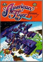 American Flyer 2 1973 Last Gasp underground comix L.Welz, L.Southerland L.T - $14.15