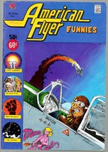American Flyer 1 1972 Print Mint underground co... - $17.15