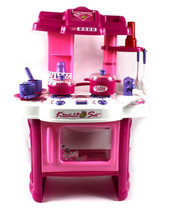 "24"" Beauty Kitchen Appliance Cooking Toy Play S... - $41.57"