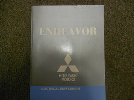 2010 MITSUBISHI Endeavor Electrical Supplement Service Repair Shop Manua... - $45.11