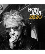 BON JOVI CD - 2020 (2020) - NEW UNOPENED - ROCK - ISLAND - INS - $20.99