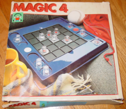 MAGIC 4 GAME 1985 DISCOVERY TOYS COMPLETE  - $20.00