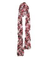 Faux Fur Fashion Boa Skinny Scarf Multi Color Pinks, Gray, Dark Blue - $28.00