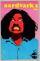 Aardvark #2, Dave Faggioli, 1971, scarce Underg... - $18.00