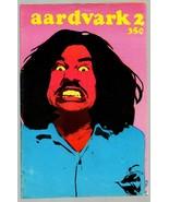 Aardvark #2, Dave Faggioli, 1971, scarce Underground Comix - $18.00