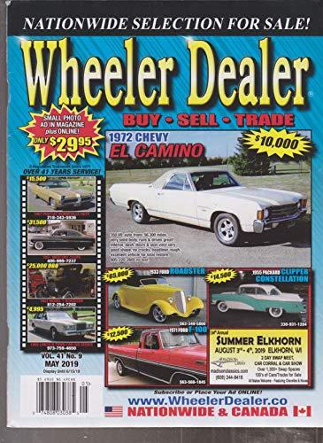 Primary image for Wheeler Dealer Magazine May 2019 [Single Issue Magazine] Various