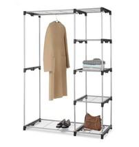 New Closet Organizer Shoes Hanger Clothes Wardr... - $54.32